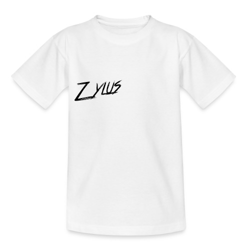 Zylus Shirt small logo (Kids) - Kids' T-Shirt