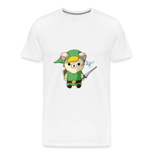 Teddy Link - T-shirt Premium Homme