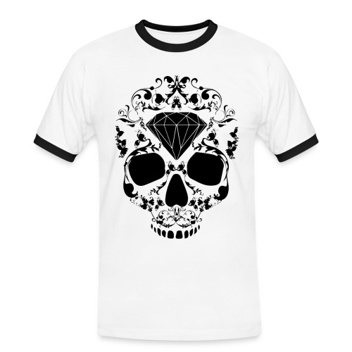 Crane - T-shirt contrasté Homme
