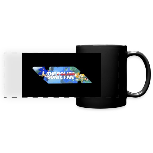 Kubek ThePolishSonicFan - Full Color Panoramic Mug
