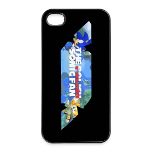 Etui ThePolishSonicFan - iPhone 4/4s Hard Case
