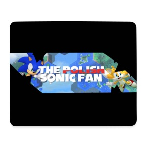 Podkładka ThePolishSonicFan - Mouse Pad (horizontal)