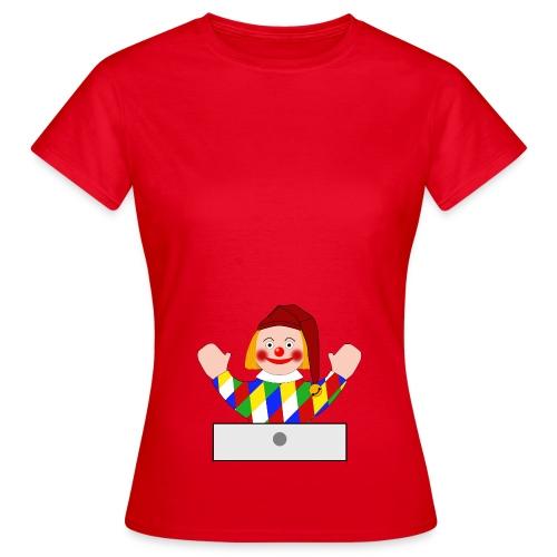 Polichinelle - T-shirt Femme