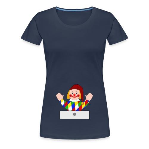 Polichinelle - T-shirt Premium Femme