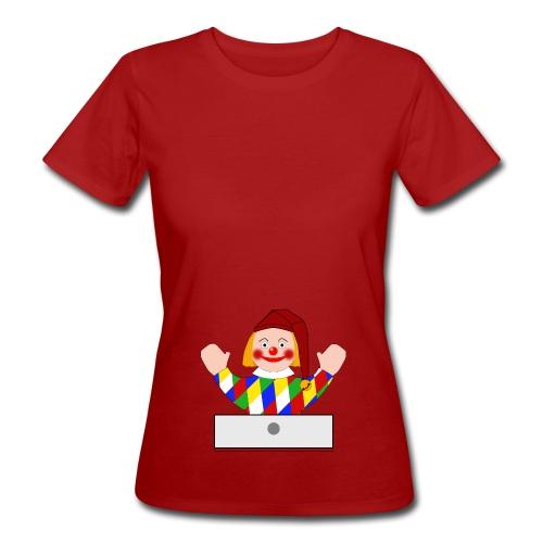 Polichinelle - T-shirt bio Femme