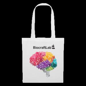 Poly-Brain Tasche - Stoffbeutel