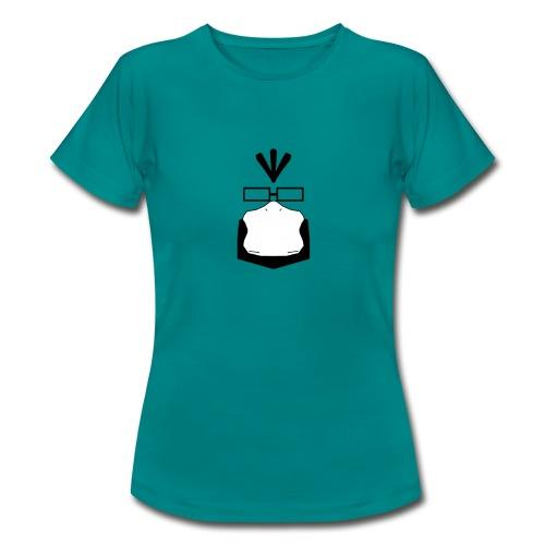 Stormkex feminine Seite - Frauen T-Shirt