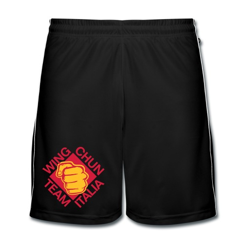 Short White WTI - Pantaloncini da calcio uomo