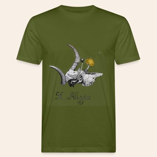 Männer Bio-T-Shirt St. Allgäu - Männer Bio-T-Shirt