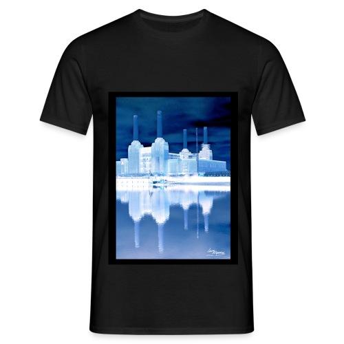 Battersea Blue  - Men's T-Shirt