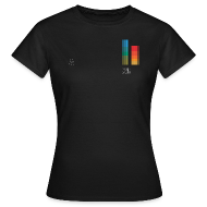 T-Shirts ~ Frauen T-Shirt ~ dwh – 1974–2016 Architektur, Köln