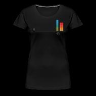T-Shirts ~ Frauen Premium T-Shirt ~ dwh – 1974–2016 Architektur, Köln