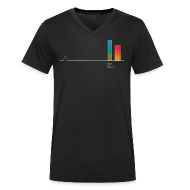 T-Shirts ~ Männer T-Shirt mit V-Ausschnitt ~ dwh – 1974–2016 Architektur, Köln