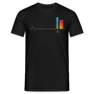 T-Shirts ~ Männer T-Shirt ~ dwh – 1974–2016 Architektur, Köln