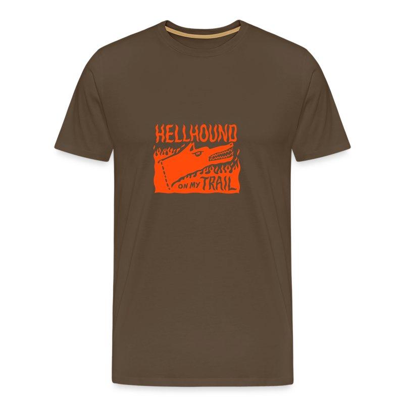 Hellhound on my Trail - Men's Premium T-Shirt
