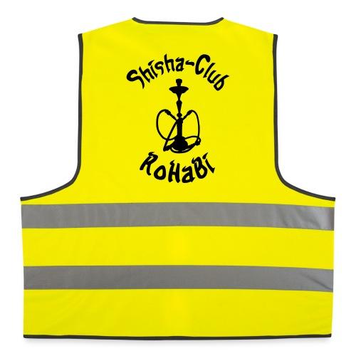 Warnweste (gelb) - Warnweste