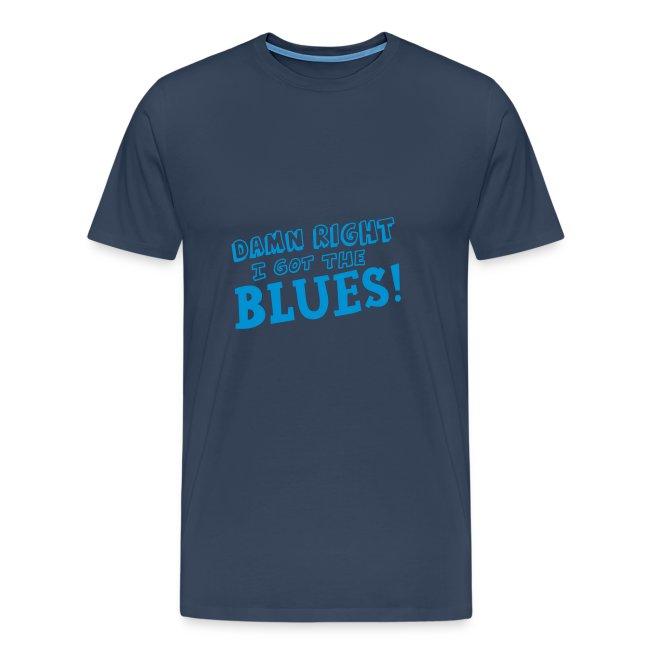 Damn Right I got the Blues