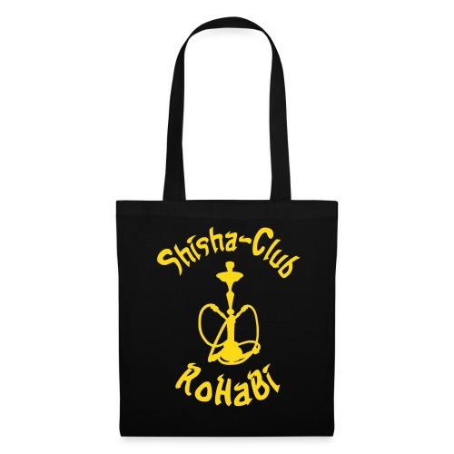 Shisha Trage-Tasche (schwarz) - Stoffbeutel