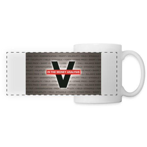 In the Money Analysis Limited Straddle in traded options - Panoramic Mug