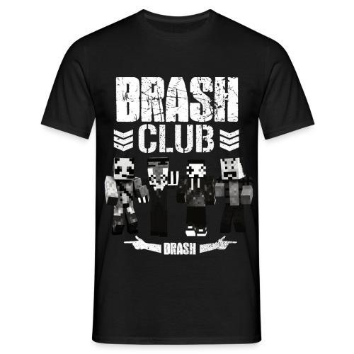 Brash Club Männer T-Shirt - Männer T-Shirt