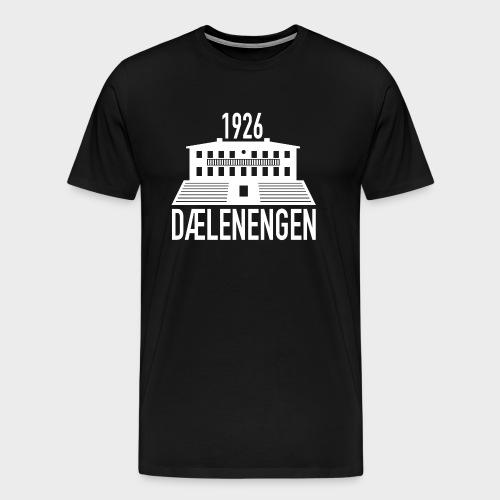 Dælenengen Classic Tee - Premium T-skjorte for menn