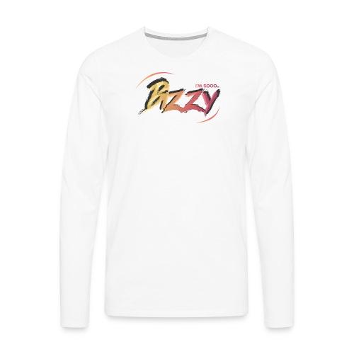 I'M SOO.. BIZZY (JUMPER) - Men's Premium Longsleeve Shirt