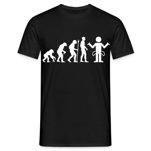 Broke T-shirt [Mens] - Men's T-Shirt