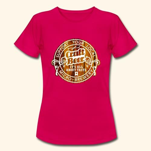 Craft Beer - Frauen T-Shirt