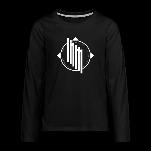 G.O.F.T.K - Teenager Premium Langarmshirt