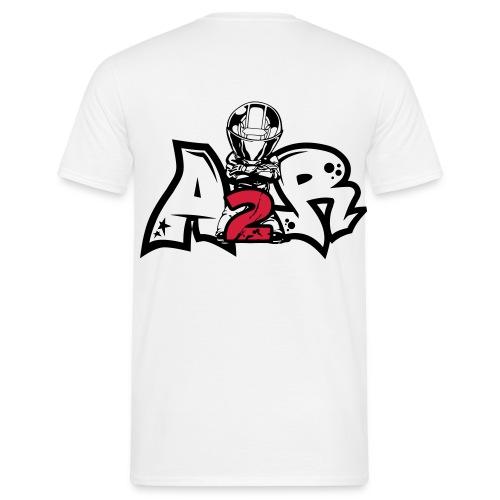 TeeShirt A2R Motard 1 Couleur - T-shirt Homme