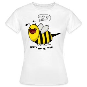 Ich bin eine Biene - Girls - Frauen T-Shirt