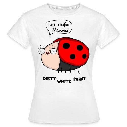 Ich heiße MARVIN - Girls - Frauen T-Shirt