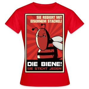 Propagandabiene - Girls - Frauen T-Shirt