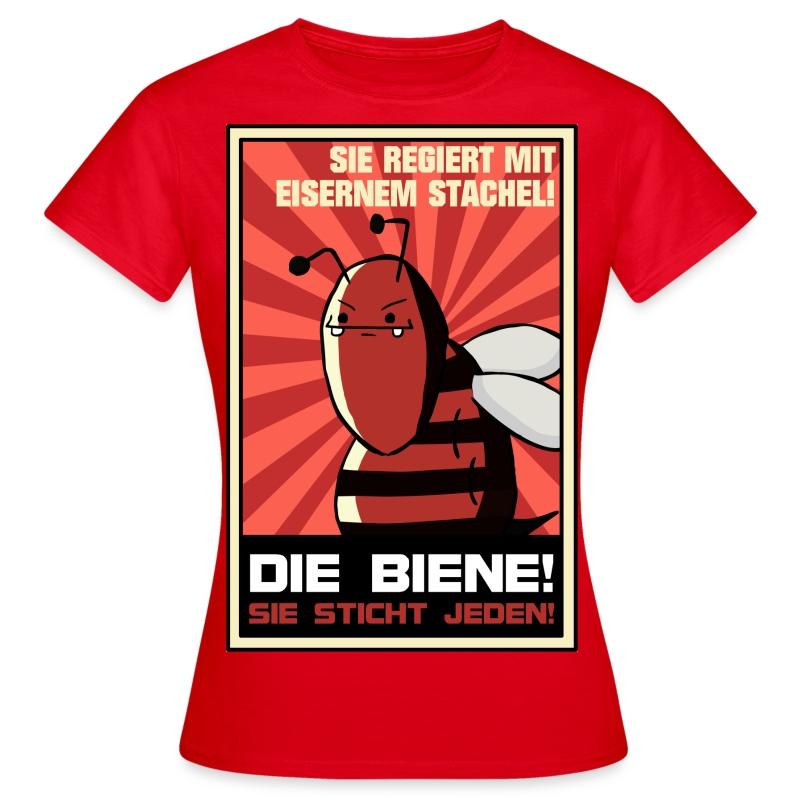 Propagandabiene - Girls - Frauen T-Shirt