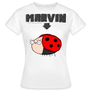 Marvin - Girls - Frauen T-Shirt