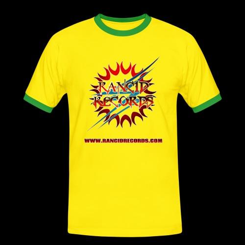 Rancid Records Men's Ringer T-Shirt - Men's Ringer Shirt