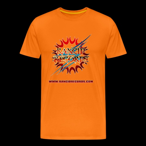 Rancid Records Men's T-Shirt - Men's Premium T-Shirt