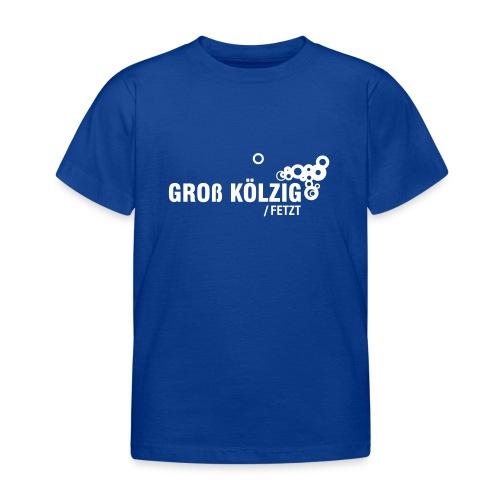 Groß Kölzig fetzt | KidsShirt - Kinder T-Shirt