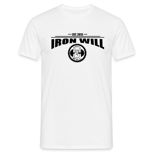 IW - Est. 2013 - Männer T-Shirt