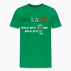 Ireland Euro2106 Supporters T-Shirt