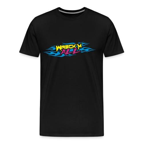 Wreck 'M All t-shirt - Mannen Premium T-shirt