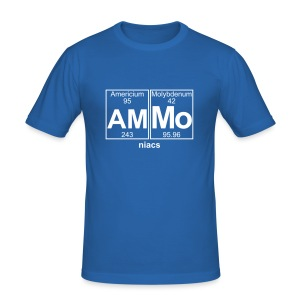 AMMOniacs - Men's Slim Fit T-Shirt