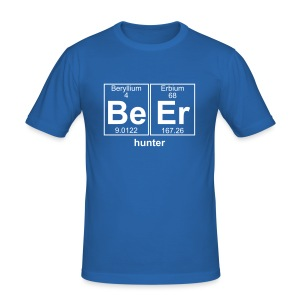 Beer hunter - Men's Slim Fit T-Shirt