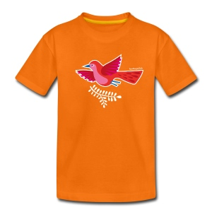 Kinder T-Shirt Birds of a Feather - Kinder Premium T-Shirt