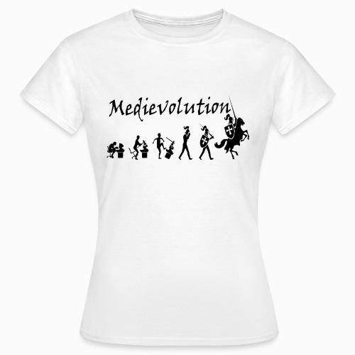 Tshirt Femme Medievolution - T-shirt Femme