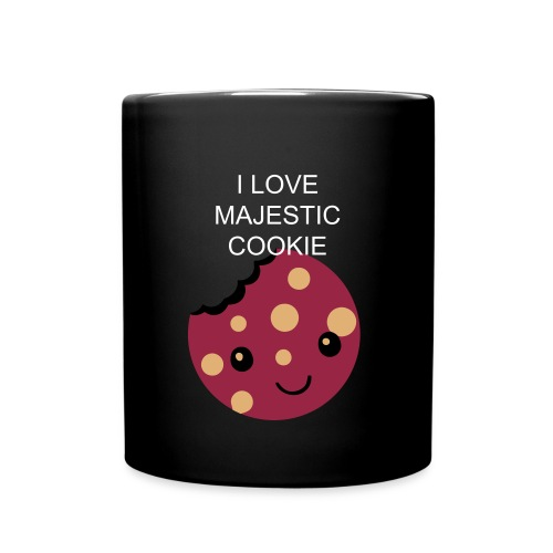the majestic cookie - Full Colour Mug