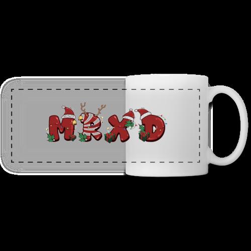 Tazza MrXD Natale - Tazza con vista