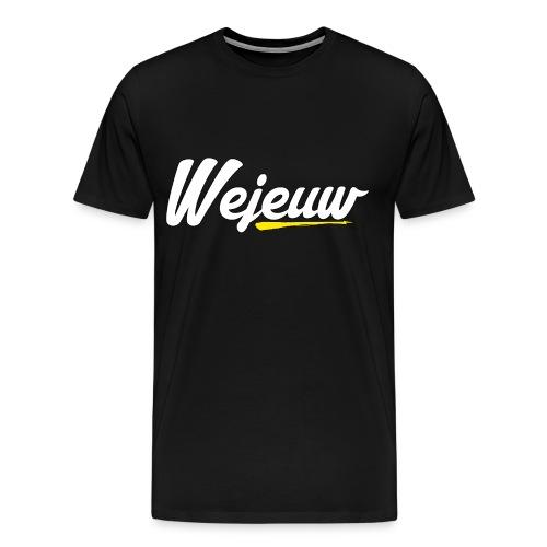 Wejeuw-Shirt - Mannen Premium T-shirt