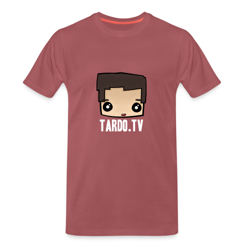 Tardo.TV Head T-Shirt - Männer Premium T-Shirt