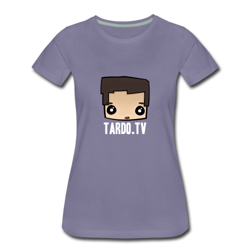 Tardo.TV Head T-Shirt (Frau) - Frauen Premium T-Shirt